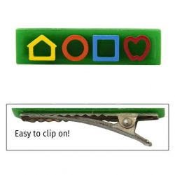 LEA Symbols Tie Clip