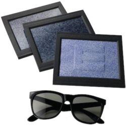 Random Dot E with Stereo Glasses
